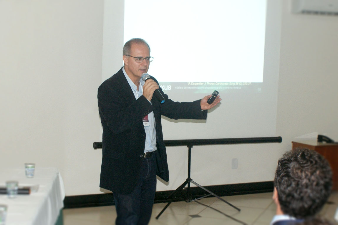 Dr. Telêmaco Luis Silva Junior